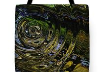 Personalized Tote Bags / Tote bags are available in three different sizes and can be personalized with any of my 2000+ beautiful images. Visit johnbaileyphotoart.com to see more.