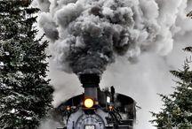 Maquinas de tren / by Andres P M