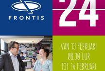 Frontis / Hét full service internetbureau van de Achterhoek