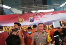 Polres Kediri Sukses Mengungkap Kawanan Pembobol Skimming ATM BRI