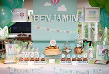 A shower for Jamie  / Baby showers
