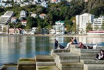 Destination | Wellington / New Zealand's quirky little capital city Wellington hosts iconic buildings such as the historic parliament buildings, the Beehive and the Museum of New Zealand Te Papa Tongarewa. Wellington's colourful personality has much more to offer with its bustling waterfront, cable car, the Botanic Gardens, the Film Archive and the Museum of Wellington City to Sea which are all central, too, right in the midst of the cafes and restaurants which locals say make the best coffee in the country.