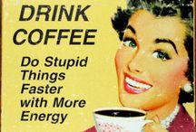 All Things Coffee / by Katrina Moody