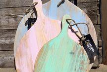 @iKOOK! houdt van hout / Serveerplanken, snijplanken...