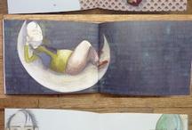 livres jeunesse nés sous les crayons de Marianne Pasquet...