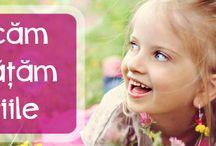 Ne jucam si invatam emotiile / Cum invatam copilul sa isi inteleaga emotiile? Si atat de bine ne-am jucat, dar noi defapt am invatat!