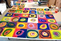 Quilt project - group / by Kate Mullooly