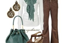 Fall outfits for work / by Sandra Frost