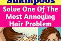 Kur för fett hår