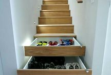 merdiven dolap