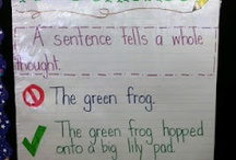 Teaching: Anchor Charts / by Joanne Elizabeth