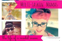 Multi-taskin' Mamas