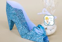 Cinderella Birthday / Wedding Party