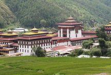 W kraju Grzmiącego Smoka. Bhutan / Na trasie imprezy czekają Cie takie obrazki.