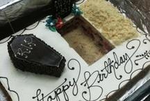 странные торты
