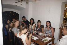En kulinarisk resa till Sverige med bloggare - A culinary trip to Sweden with bloggers