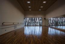 Salones de danza