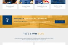 OnePager Themes & Templates