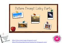 Picture Prompts  / by Not So Wimpy Resources, LLC