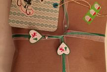 Embrulhos e tags / Special gift wraps and tags