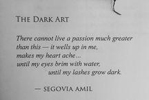 SEGOVIA AMIL POETRY.
