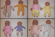Doll Clothes / by Pat Critchfield