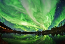 Northern/Southern Lights / by Suzanne Christopher