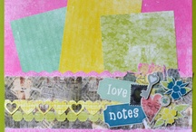 Scrapbooking / by Buttons and Butterflies