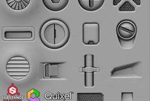 Texture tutorials and resources