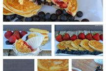 Breakfast on the go / by Krista Brughelli