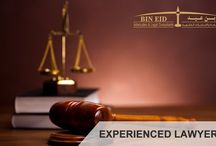 Experienced Advocates / Our experienced and reliable Advocates can provide you the comprehensive and cost-effective solution for all your legal requirements.