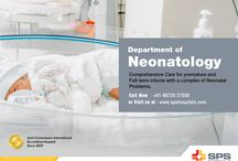 Neonatology and Pediatric Hospital in India