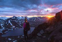 Utforska Norge