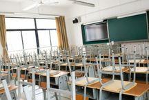 Limpieza de colegios, institutos / Limpieza de centros de enseñanza, aulas, pasillos, gimanasio, despachos, baños...