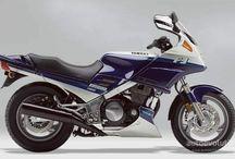 YAMAHA /  Yamaha motor bike / by Daren Sands