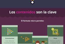 Formación / Infografías sobre Formación y Educación.