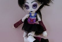 My Art Dolls and Plushes