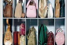 Organisation garde de robe