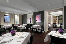 Bistro / Bistro is a sophisticated restaurant serving contemporary European cuisine based on the freshest and finest quality ingredients.
