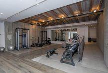 home gym / by Jennifer Daney