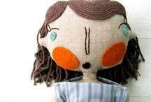 Doll Inspiration / by Ashley Wilson