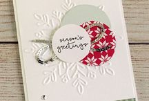 Stampin Up - Cheers to the Year