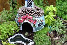 Fairy Garden / by Stephanie Kohler