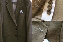 Bespoke Suits / Made in England bespoke suits we've made