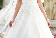 Marilena's wedding dress