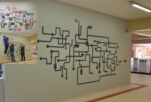 WALLFUN / Metal Wall Board Design