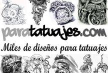 paratatuajes.com / Imagenes de los mejores tataujes.