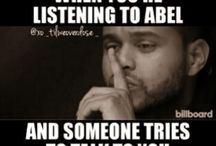 The Weeknd  / Abel Tesfaye