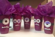 Despicable Me 2 Party Ideas / by Kharalee Boyles