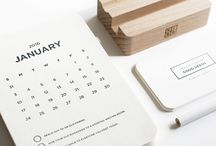 Design /// calendar